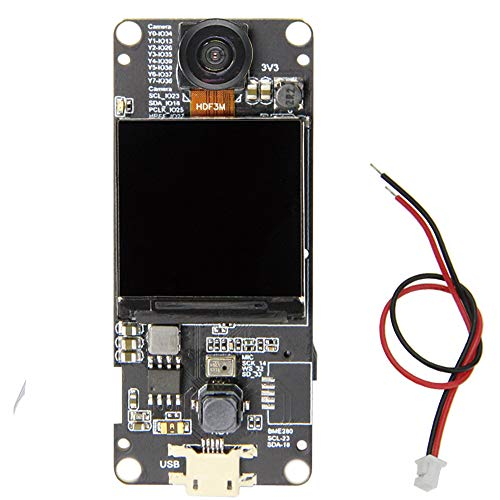 Amazon.com - ESP32- T-Camera Plus Module