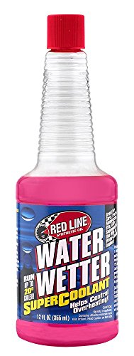 Red Line (80204) Water Wetter - Coolant Additives - 12 Oz Bottle