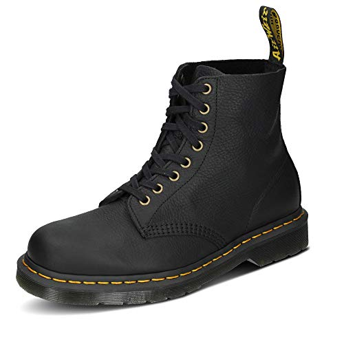 Heren Dr Martens 1460 Pascal Ambassador Soft Leather Fashion enkellaars - zwart - 45
