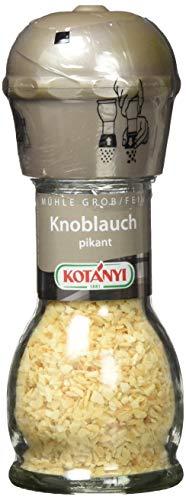 Kotanyi Knoblauch Mühle, pikant (1 x 48 g)