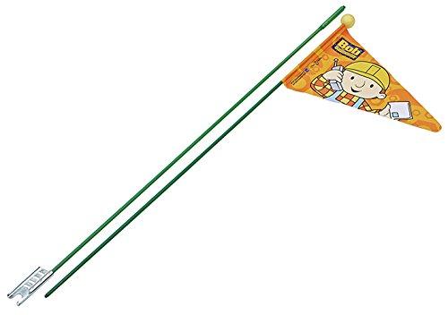 4 piezas Bicicleta bander/ín bicicleta Longitud 160 cm Cycley/® Seguridad Bandera variado color