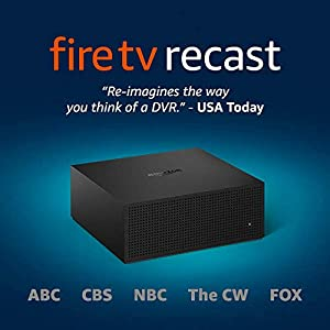 Fire TV Recast, over-the-air DVR, 1 TB, 150 hours, DVR for cord cutters 7