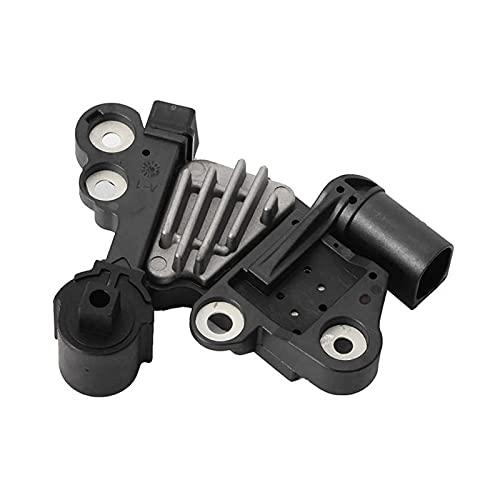 XIAOJIE Cable eléctrico Estabilizador de Voltaje regulador regulador de alternador de vehículos de tensión 13450300/04-118 FIT FOR Ford Mondeo IV 1.8 TDCI Coche