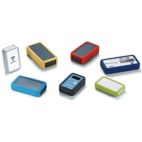タカチ電機工業 LCS型シリコンカバー付プラスチックケース 電池構造無し LCS145-N-WG