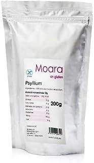 Psyllium en Polvo Ecológico 99% pureza. Cáscara de