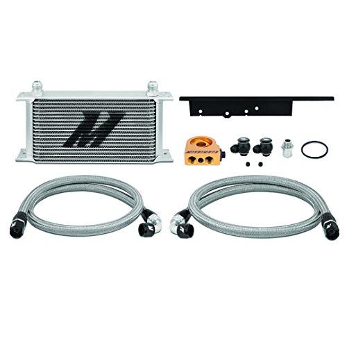 Mimoto MMOC-350Z-03T universelles Thermostat-Ölkühler-Kit für 350Z / G35 Coupe