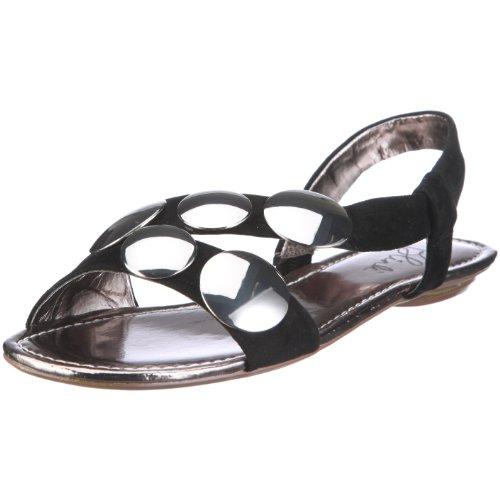 Blink Bowie 37 800760-E1, Sandales mode femme - Noir - V.9, 39 EU
