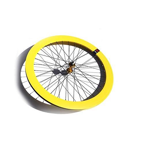 Riscko 004lurb Rueda Trasera Bicicleta Personalizada Fixie Talla L Urbana