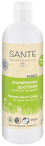 Sante elke dag shampoo, 300 ml, bio-apple en kwitte