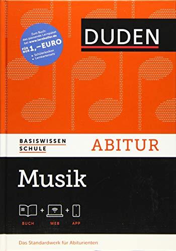 Basiswissen Schule – Musik Abitur