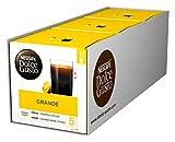 NESCAFÉ Dolce Gusto Caffe Crema Grande, XXL-Vorratsbox, 90 Kaffeekapseln, 100% Arabica Bohnen,...