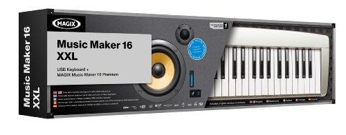 MAGIX Music Maker XXL - (version 16 ) - ensemble complet - 1 utilisateur - DVD - Win - français