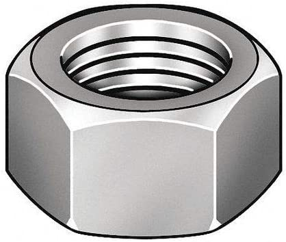 Gr 2 Max 71% 55% OFF OFF 5 16-18 Steel Hex Pk50 Of Pack Galv Nut 6
