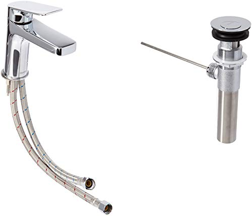 TOTO TL363SD12#CP Faucet Oberon-S single Handle Short Lavatory 1.2Gpm,