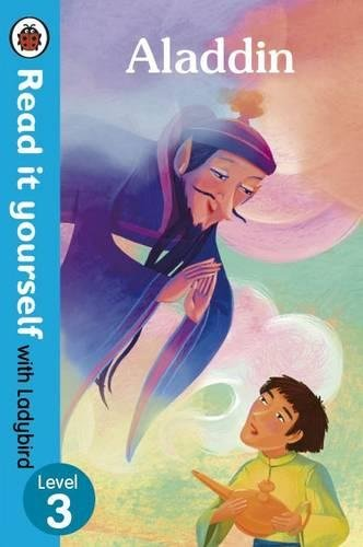 Aladdin: Level 3 (Read It Yourself)