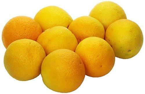 Orange Valencia Organic, 4 Pound
