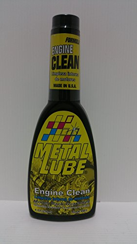Metal Lube 8EC limpieza interna de motores 236ml