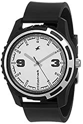 Fastrack Casual Analog White Dial Men's Watch -NJ3114PP01C,Fastrack,NL3114PP01,Watches,fastrack,fastrack watch,fastrack watches,fastrack watches for men,men watch,men watches,men wrist watches,mens watch,mens watch fastrack,mens watches,mens watches fastrack,mens wrist watches,watch men,watches for men,watches for men fastrack,watches man,watches men,wrist watch,wrist watches