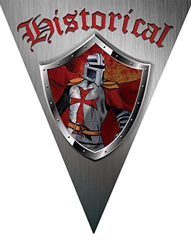 Guirnalda Medieval Templario