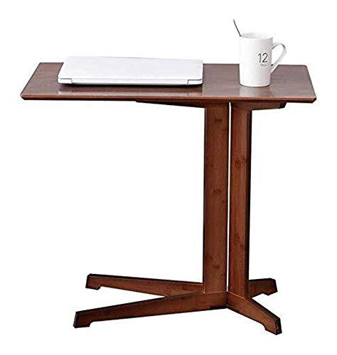 WSHFHDLC coffee table End Tables Simple Sofa Coffee Table Corner Side Table Living Room Small Portable Laptop Desk Small Apartment Square Table small coffee tables (Size : 70cm)
