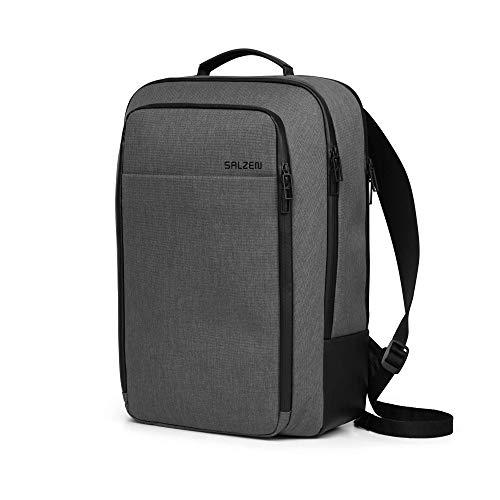 SALZEN Businessrucksack Originator Business Backpack Storm Grey