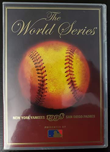 The World Series 1998: New York Yankees Vs. San Diego Padres