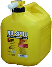 No-Spill 1457 Diesel Fuel Can, Yellow