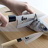 燕職人技で仕上げた 魚をさばくために開発されている和包丁━燕の匠技 出刃包丁 16cm 箔押し専用付き