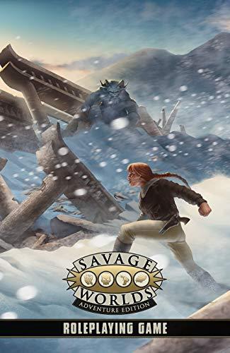 Savage Worlds Adventure Edition (S2P10023)