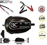 Carica batteria BC Battery Controller EASY MOTORS Caricabatteria e Mantenitore 12v 1.2-100 ah TRIUMPH ROCKET 3 2300 08/14