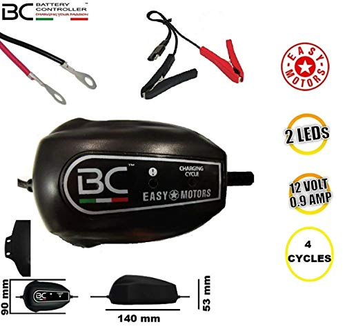 Generico BC Battery Controller Easy Motors Batterieladegerät und wartung 12v 1,2-100 ah PGO Buggy/Bug Rider 125
