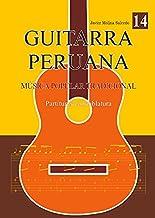 ハビエル・モリナ・サルセド著/ギターで奏でるペルーの調べ VOL.14(タブ譜付き楽譜集) [輸入書籍] 正規品新品