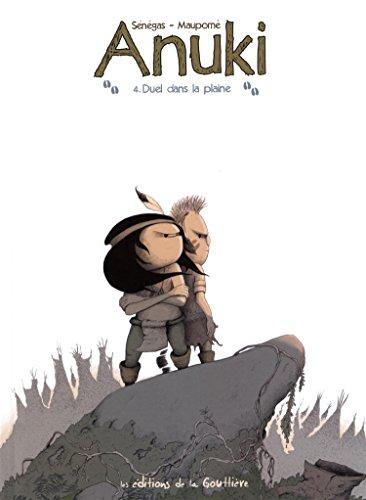 Anuki, Tome 4 : Duel dans la plaine