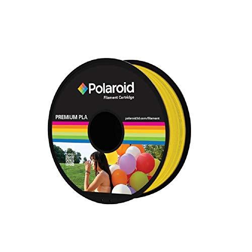 Polaroid Filamento Universal PLA 1Kg AmareloTransparente (POLPL-8021-00)