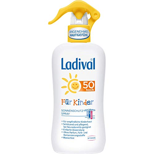 Ladival Kinder Spray LSF 50, 200 ml, 02481854