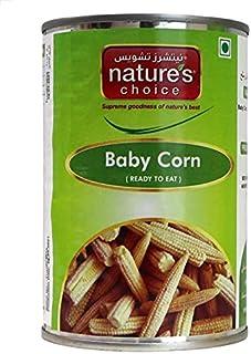 Natures Choice Baby Corn, 400 Gm