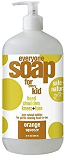 Everyone Everyone Kids Orange Squeeze Liquid Soaps 32 fl. oz (Pack of 2)