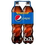 Pepsi 2L - Refresco de Cola, Pack de 2