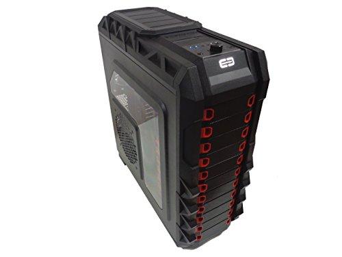 Cortek CORFT1 Case Gaming Server, F15, Full Tower, XL-ATX