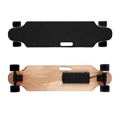 "Elektro-Longboard ""Fun"", Elektro-Board, Skateboard elektrisch mit Motor, E-Longboard, E-Skateboard,..."