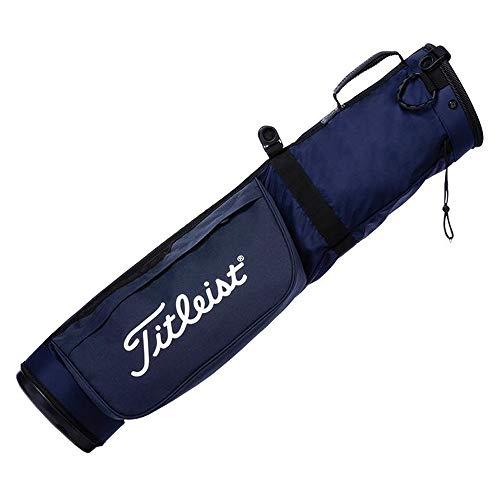 Titleist Bolsa para Palos de Golf. Carry Bag. Color Azul Navy, Hombres, Talla Única