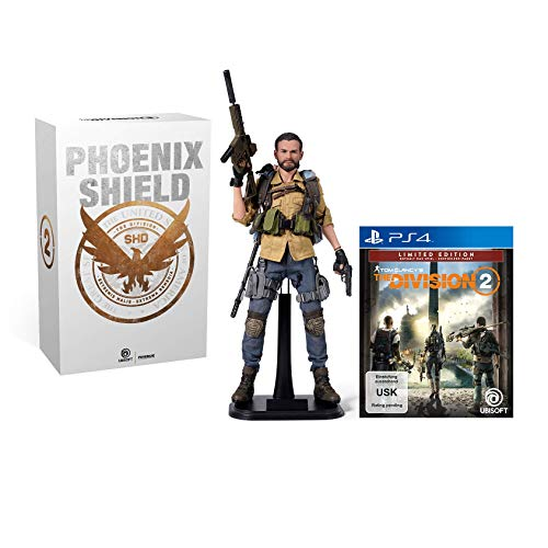 Tom Clancy's The Division 2 Limited Edition - [PlayStation 4] + The Division 2 Phoenix Edition