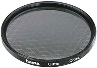 Hama Effect Filter, Cross Screen, 6 x, 46.0 mm - Filtro para cámara (Cross Screen, 6 x, 46.0 mm, Negro)