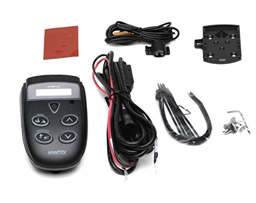 TPX A-01-01 Motorcycle Radar and Laser Detection System Version 2.0,1 Pack , Black
