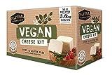 Kit para Hacer Queso Vegano - Rinde Aproximadamente 3.6kg de Queso | Material e Ingredientes