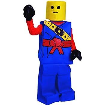 Dress up America Disfraz de Block Ninja de Lego Halloween, para ...