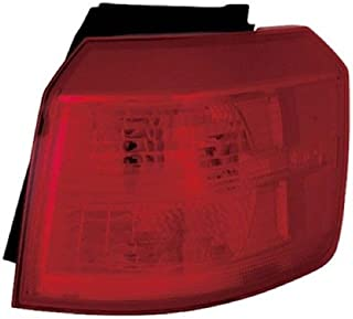 OE Replacement Tail Light Assembly GMC TERRAIN 2013-2016 Partslink GM2805114