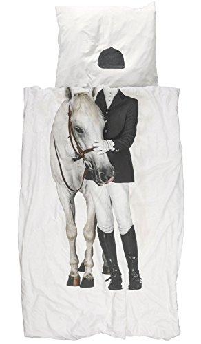 Snurk Bettwäsche Amazone 135 x 200 cm 100% Baumwolle