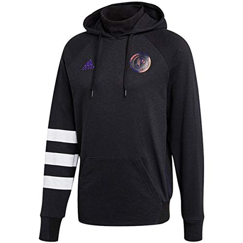 adidas Sport Herren Paul Pogba Kapuzensweatshirt Schwarz EH5753 814464
