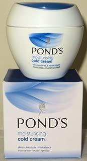 Pond's Moisturising Cold Cream, Skin Nutrients & Moisturisers 100 Ml / 3.4 Oz (Pack of 3)